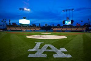 A New Blue: Behind the Scenes at Dodger Stadium