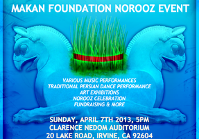 MAKAN FOUNDATION NOROOZ EVENT