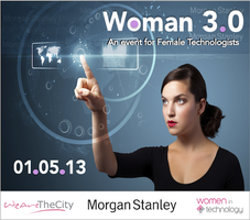 Woman 3.0 - An Event for Female Technologists