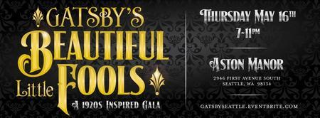 Gatsby's Beautiful Little Fools:   A 1920's Inspired...