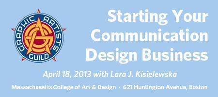 Starting Your Communication Design Business