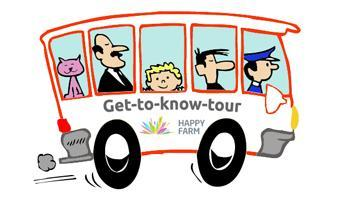Happy New Season: Happy Farm Get-To-Know Tour