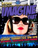 "Kids Net Worldwide presents ""Imagine That"" VIP Launch Party..."