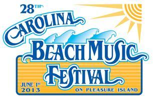 28th Annual Carolina Beach Music Festival  Saturday, June...