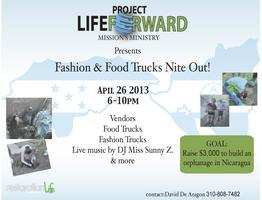 Fashion & Food Trucks Nite out!!! (Charity event)