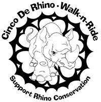 The Cinco de Rhino Walk and Ride