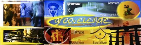 Groove Temple Live & a Potluck