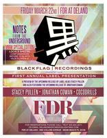 MADE Management Group Presents: BlackFlag Recordings...