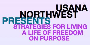 USANA Northwest Presents - Strategies For Living A...