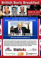 Digital LA - British Breakfast: Live chat with Boris...