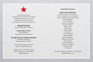 2013 Scholarship Event Honoring Nicole Fischelis