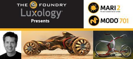 The Foundry/Luxology Present: Scott Robertson and MODO...