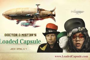 Doctor and Mister's Loaded Capsule  episode one