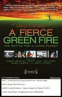 A Fierce Green Fire - Earth Day Brevard College