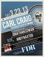 MADE Management Group Presents: CARL CRAIG (Extended 4...