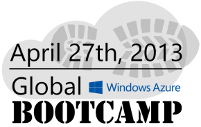 Global Windows Azure Bootcamp in Baton Rouge, LA