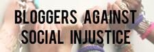 Bloggers Against Social Injustice logo