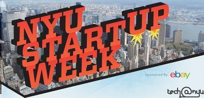 NYU Startup Week: Hacking NYU - DemoDays