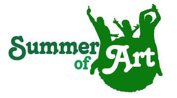 Summer of Art:  Tuesdays 12pm @ UN Plaza