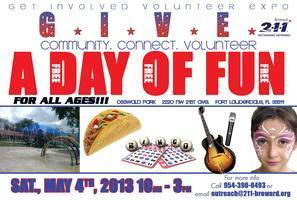 G.I.V.E. (Get Involved Volunteer Expo)