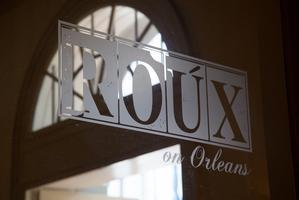 NOWFE Wine Dinner at Roux on Orleans