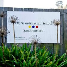 Scandinavian School in San Francisco logo
