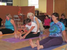 Hatha Yoga Thursday 5:15-6:05pm at Stanford University