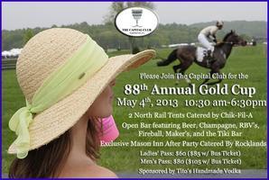 88th Annual Virginia Gold Cup