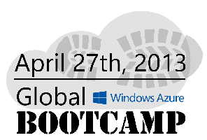 Detroit Windows Azure Boot Camp