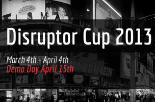 Disruptor Cup Happy Hour