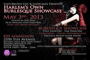 Harlem's Own Burlesque Showcase