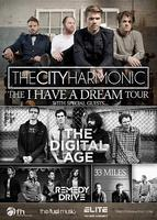 I HAVE A DREAM Tour: City Harmonic, The Digital Age,...