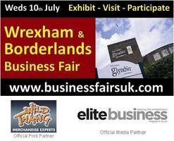 Wrexham & Borderlands Business Fair 2013