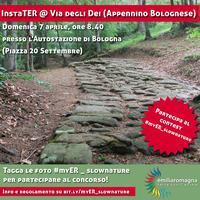 InstaTER @ Via degli Dei (Appennino Bolognese)