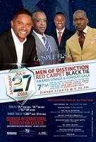 Men of Distinction Black Tie Awards Dinner & Concert...