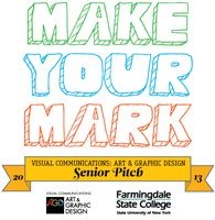 MAKE YOUR MARK: The 2013 Visual Communications Senior...