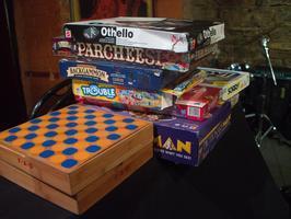 Spades & Board Game Saturdays @ The Underground Lounge...