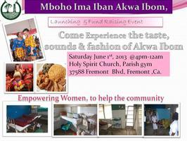 Food, Fashion, Dance,  Mboho Ima Iban Akwa Ibom,...