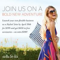Stella & Dot Local Opportunity Chat! Bayou St. John,...