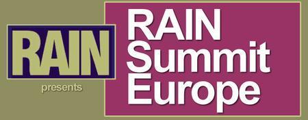 RAIN Summit Europe 2013