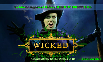 Wicked the Musical Broadway Tickets & Tour Dates
