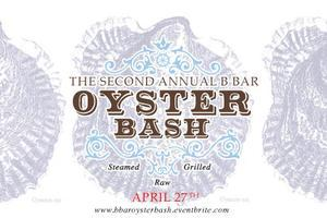 B Bar Oyster Bash 2013