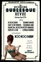 The Richmond Burlesque Revue - April 27