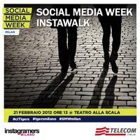 SOCIAL MEDIA WEEK INSTAWALK