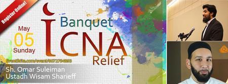 ICNA Relief FL Banquet