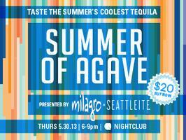 SUMMER OF AGAVE: Taste the Summer's Coolest Tequila...