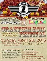 Crawfish Boil and Family Festival