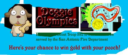 Doggie Olympics ~ San Antonio