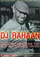 Spirit of House Block Party Feat. DJ RAHAAN (Chicago)...