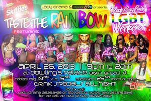RSVP LIVE PRESENTS - TASTE THE RAINBOW